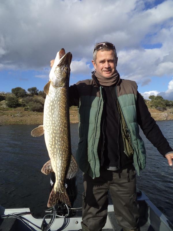 Brochet www.extremaduraprofishing.com