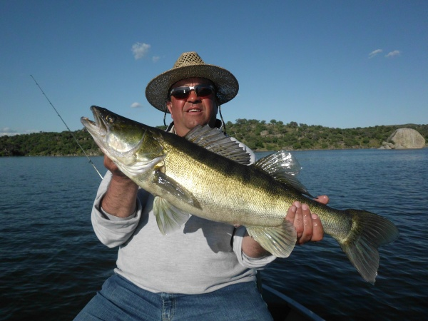 La taille moyenne des poissons fut comprise entre 60 cm et 80cm, cela dans des quantités dépassant les 50 poissons jours et bateau.